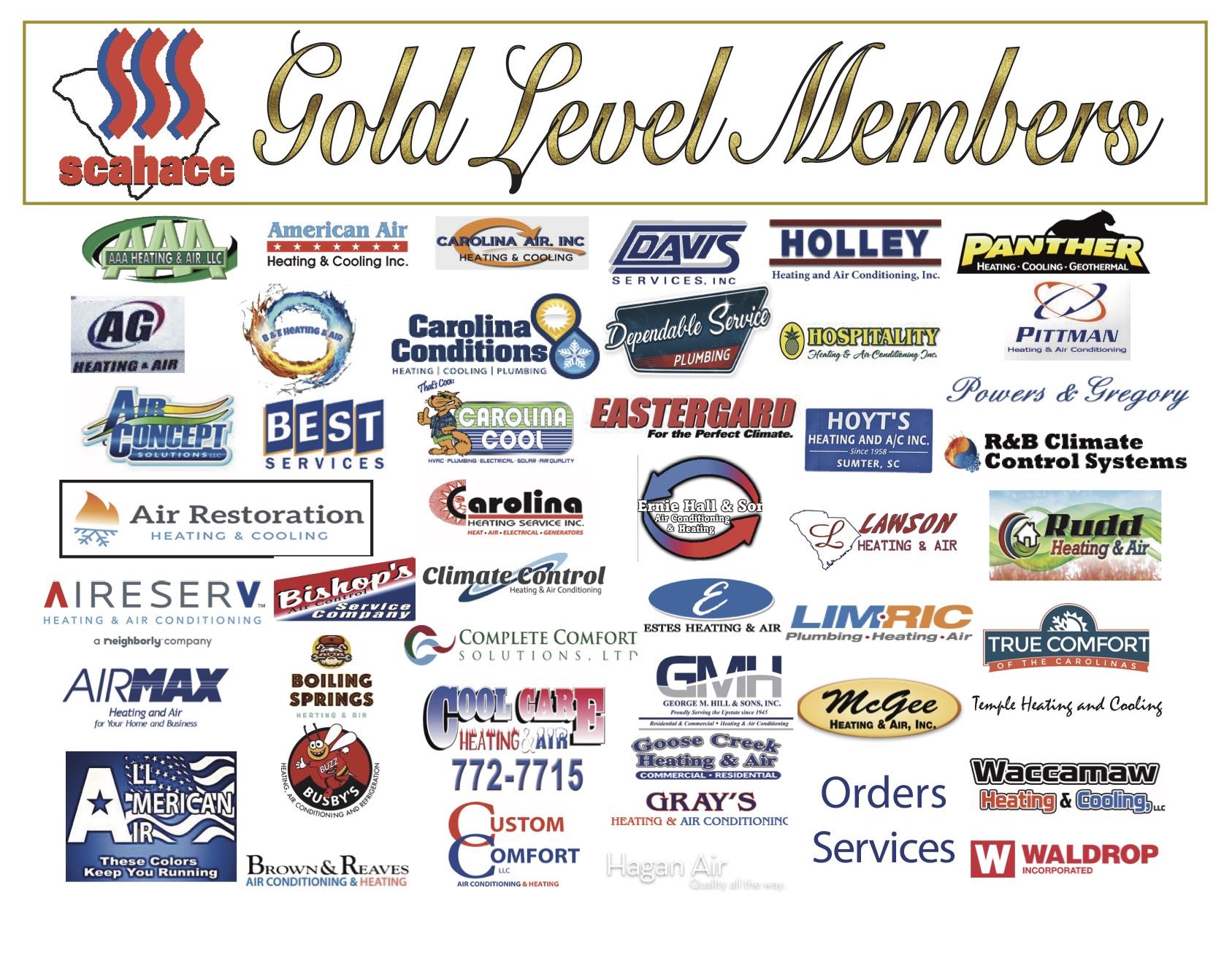 2018 Logo Gold Members